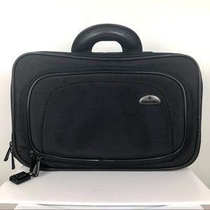 Samsonite Carry-On Weekend Bag Black 16.5x10.5